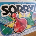 Sorry - The Box